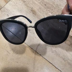 Quay Australia  brand cat eye style Sunglasses